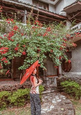 Huangyao courtyard