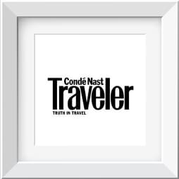 Mountain Retreat wins Conde Nast Traveler 2013 World Saver Finalist Award!