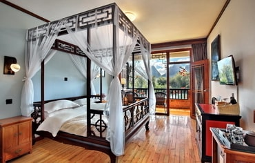 Yangshuo Mountain Retreat Yangshuo hotels Riverview Superior Queen