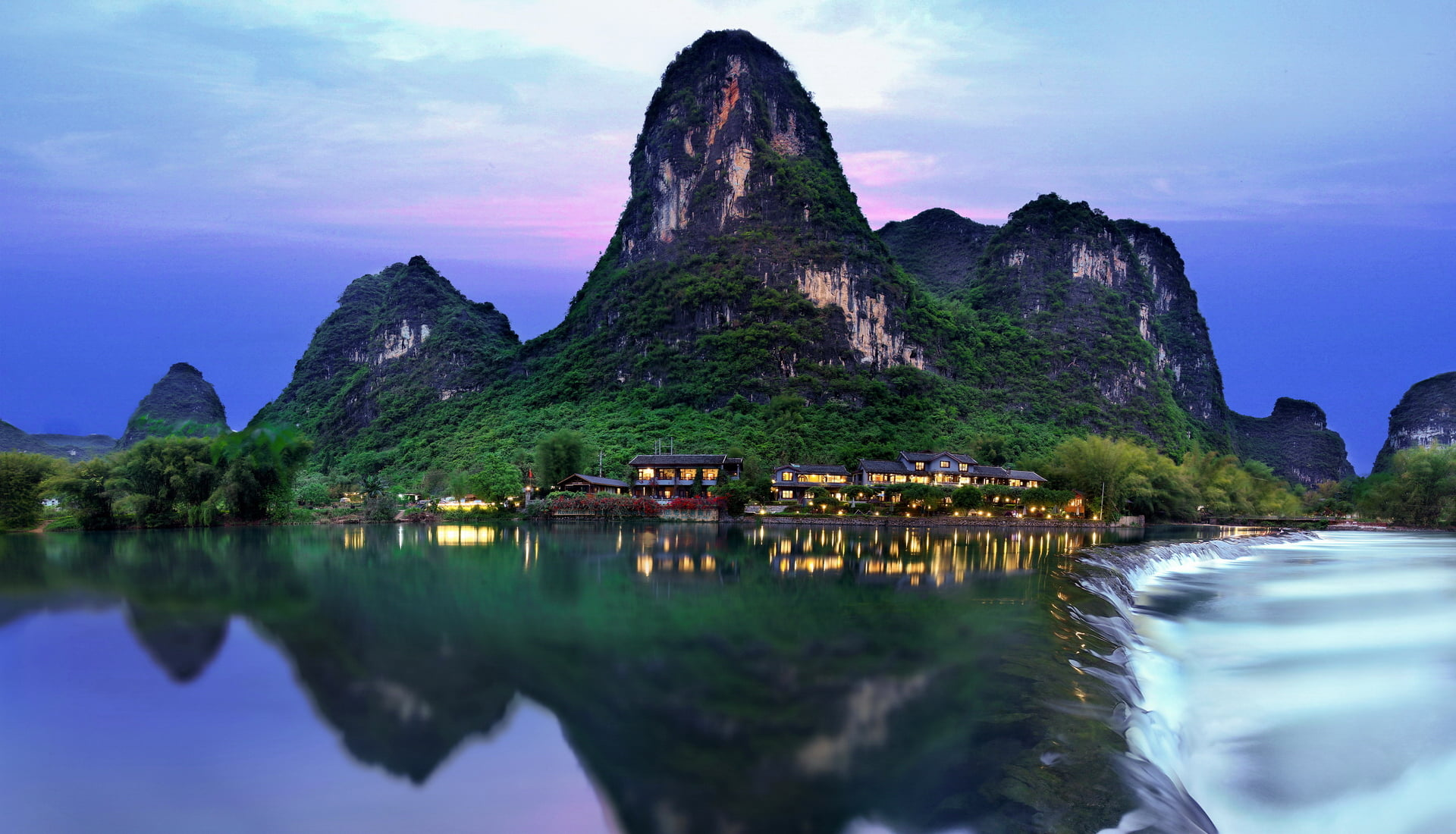 Yangshuo Mountain Retreat- Yangshuo China